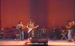AntarctiKa Live 1990 -  A night in Theater!